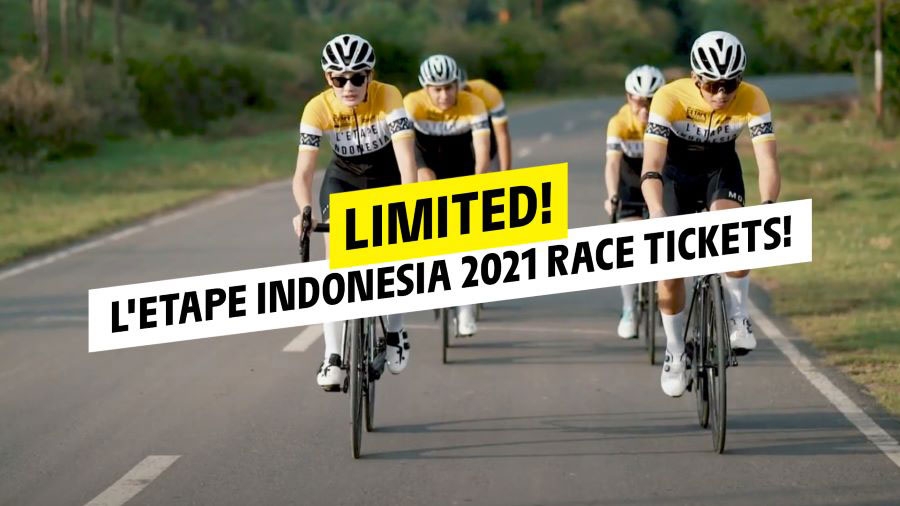 L'Etape Indonesia by Tour de France 2021 - Long